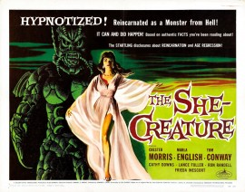 The She-Creature, 1956