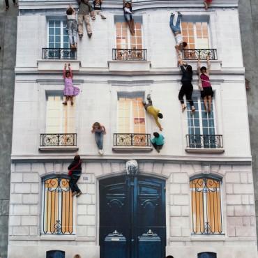Dalston House - Leandro Erlich, 2013