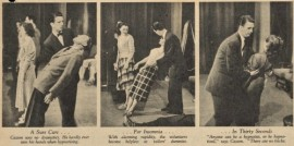 Press cutting from Picture Post, 31 May 1952