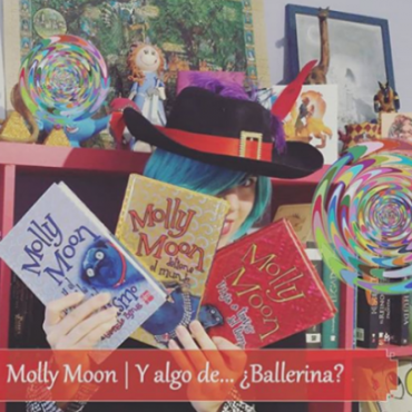 Molly Moon fan book review