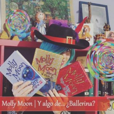 Molly Moon fan book review