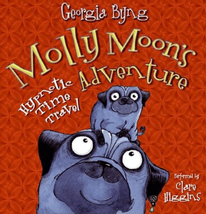 Molly Moon audiobook volume 3