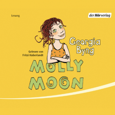 Molly Moon German audiobooks
