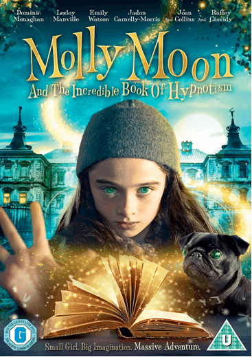 Molly Moon Lionsgate DVD cover