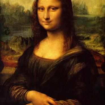 The Mona Lisa - Leonardo Da Vinci, 1503