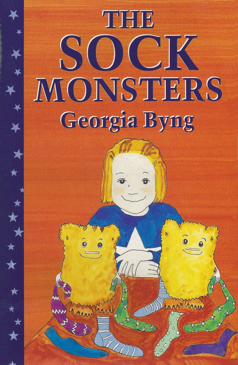 The Sock Monsters by Georgia Byng