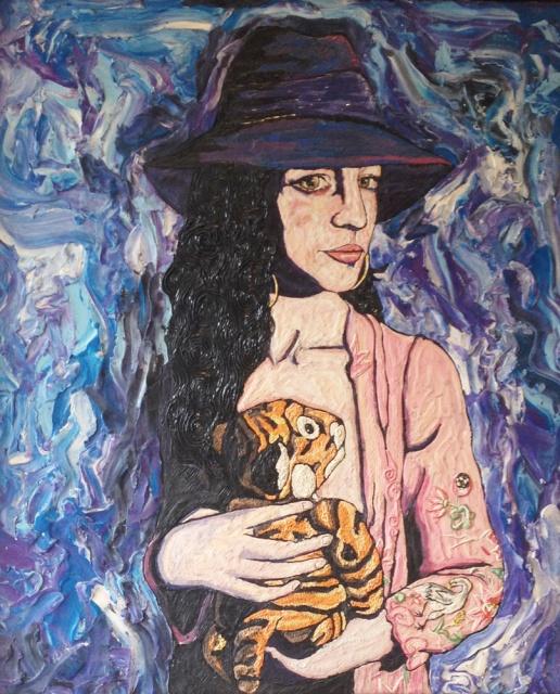 Tiger by Henry Hudson