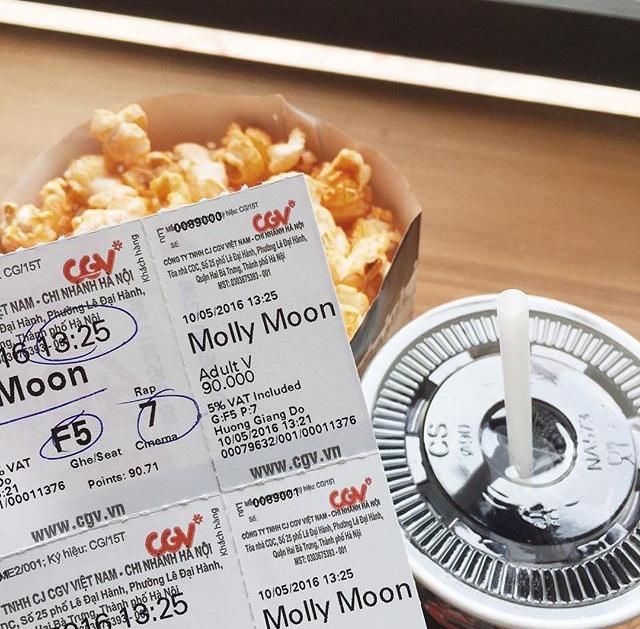 Molly Moon movie has been released in Vietnam