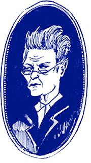 Miss Adderstone - illustration