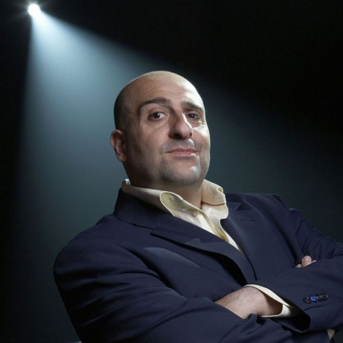 Omid Djalili as Barry Rix (Barry Bragg)