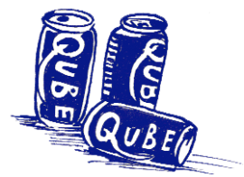 QUBE cans