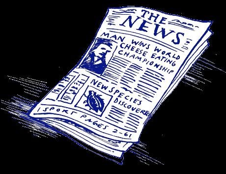Briersville newspaper