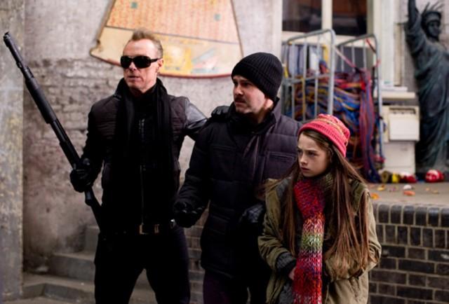 Molly, Cregg & Nockman - still from the movie