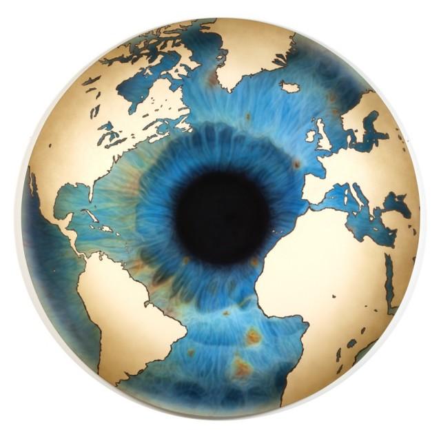 The Eye of History - Marc Quinn, 2012